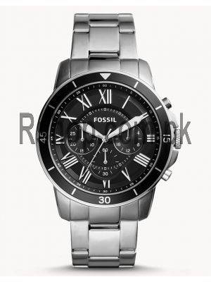 Fossil Grant Sport Chronograph Stainless Steel Watch FS5236   (Same as Original) Price in Pakistan