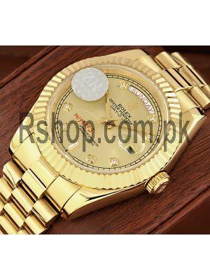Rolex Day-Date II Swiss Watch