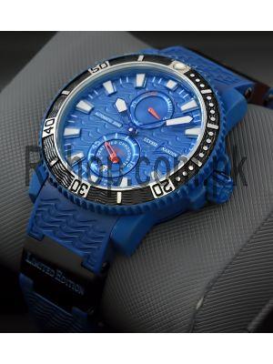 Ulysse Nardin Maxi Marine Diver Watch Price in Pakistan