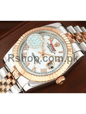 Rolex Oyster Perpetual Datejust 36 Unisex Swiss Watch