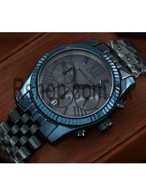 Michael Kors Bradshaw Navy Blue Watch Price in Pakistan