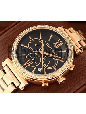 Michael Kors Women's Chronograph Quartz Watch Price in Pakistan